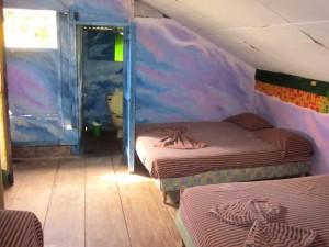 chambre sans salle de bain privée