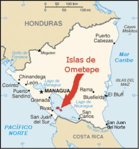Ometepe en Nicaragua