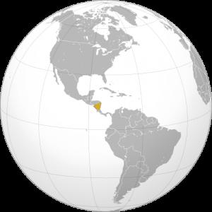 Nicargua en America